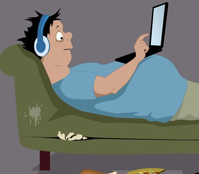 Is technology making us lazy?