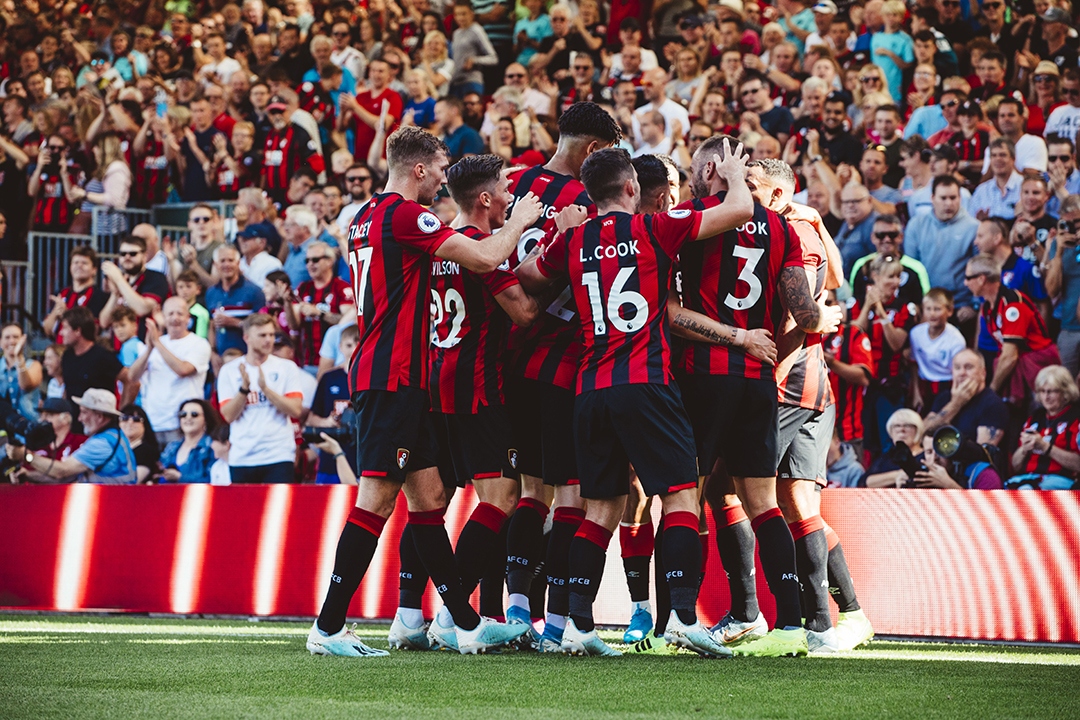 We increased fan engagement for AFC Bournemouth
