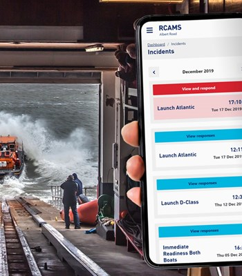 RNLI Callout and Messaging System