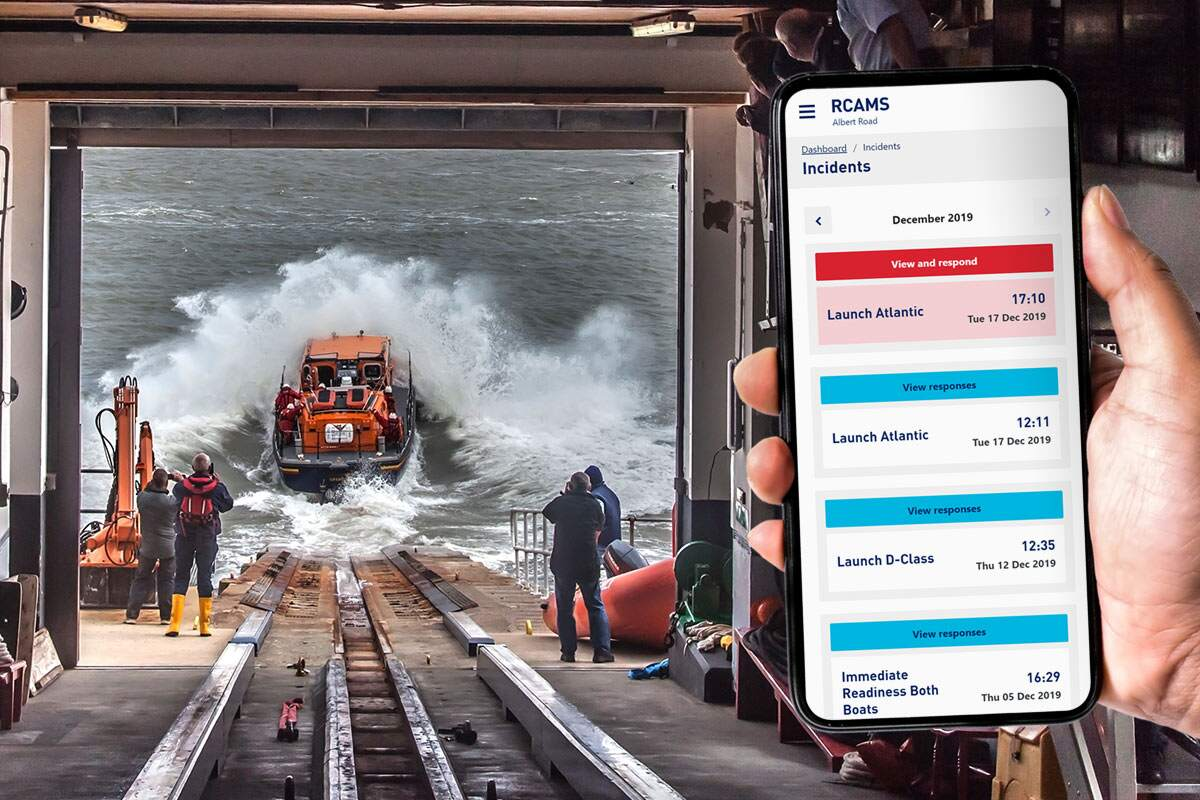 We helped the RNLI save lives at sea by transforming their communications