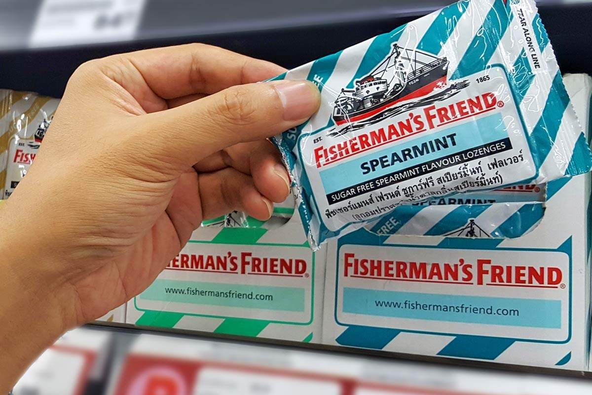 We transformed the Fisherman's Friends global annual business plan